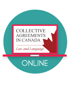 Collective Agreements in Canada: Law and Language