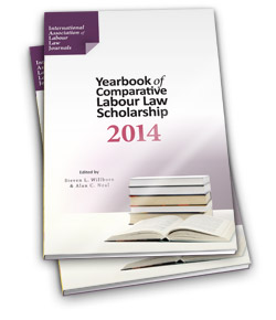 Yearbook of Comparative Labour Law Scholarship 2014