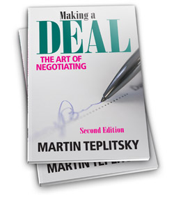 Making a Deal: The Art of Negotiating, Second Edition