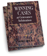 Winning Cases book cover